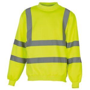 Hi- Vis Sweatshirt