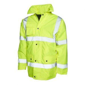Hi Vis Road Safety Jacket